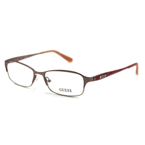 Guess Women's Eyeglasses GU2424 PNK Pink 51 15 135 Full Rim
