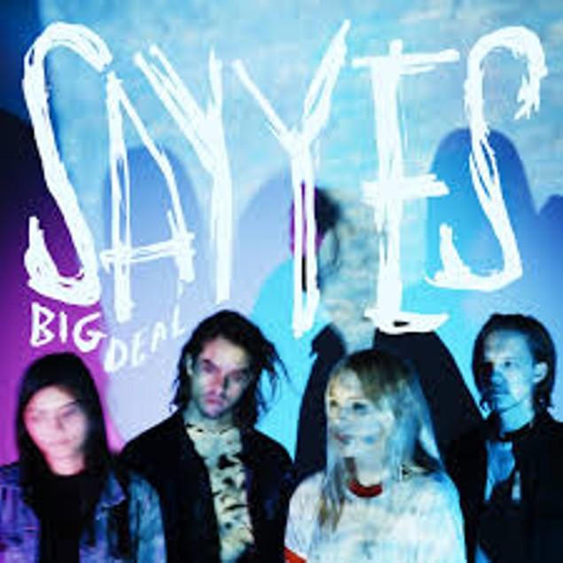 Big Deal – Say Yes Vinyl