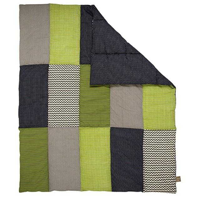 Trend Lab Perfectly Preppy - Crib Bedding Set - 3 Piece