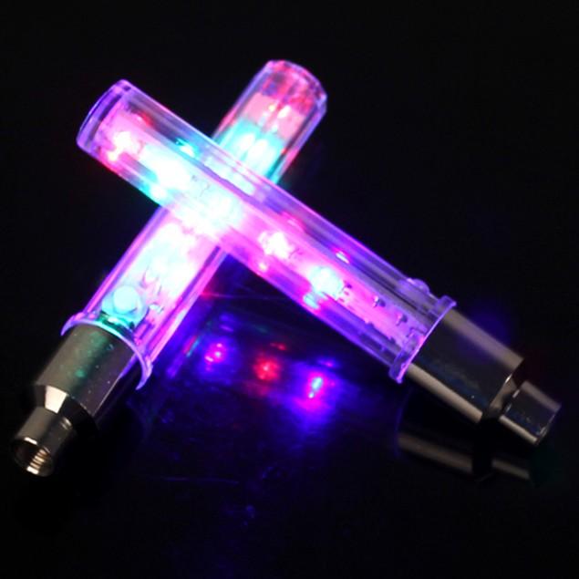 2-Pack LED Wheel Lights