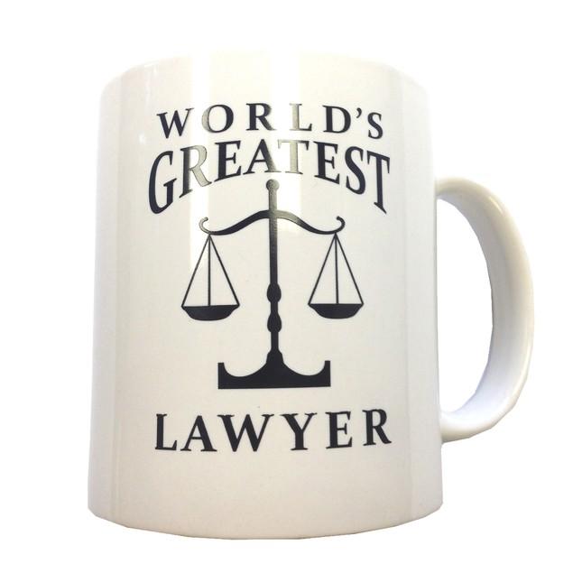Saul's World's Greatest Lawyer 11 oz Coffee Mug