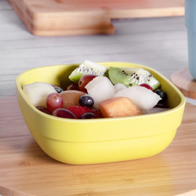 Bamboo Fibre Tableware Bamboo Fibre Bowls - Set of 4   MandW