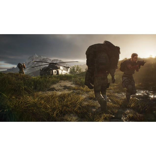 Tom Clancy's Ghost Recon Breakpoint PS4 Game