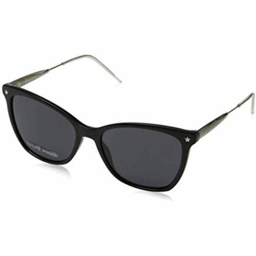 Tommy Hilfiger Sunglasses for Women TH1647/S Cat-Eye Black