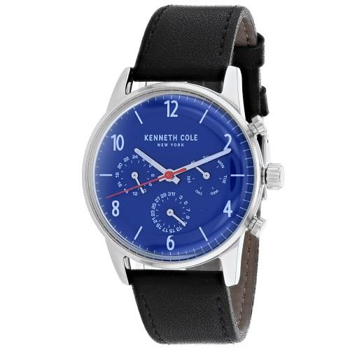 Kenneth Cole Men's Dress Sport Blue Dial Watch - KC50953002