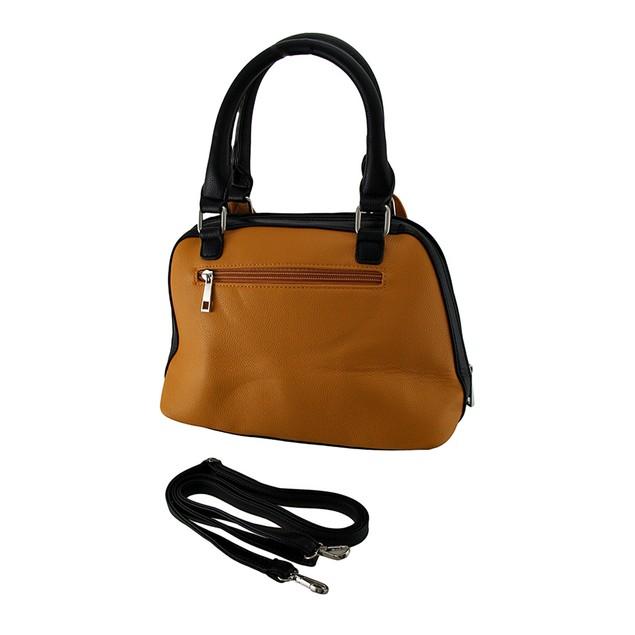 In Your Fox Face Orange Satchel Handbag Womens Shoulder Handbags