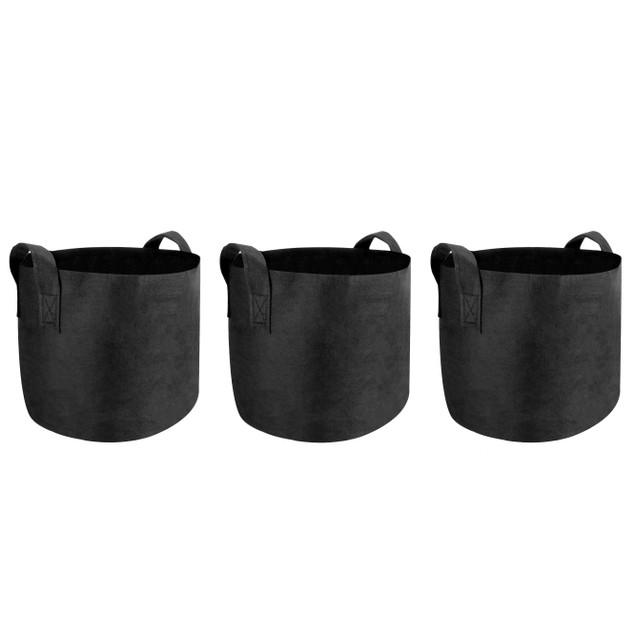 Plant Grow Bags | MandW 3x 10 Gal