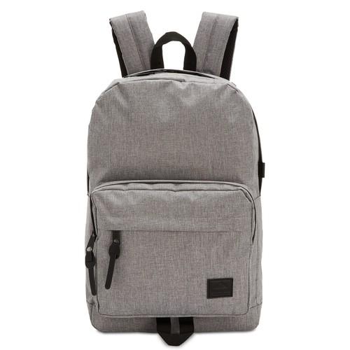 Steve Madden Men's Space-Dyed Dome Backpack Gray Size Regular