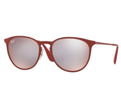 Ray-Ban Erika Metal Bordeaux Sunglasses RB3539-9023B5-54 Was: $153 Now: $75.99.