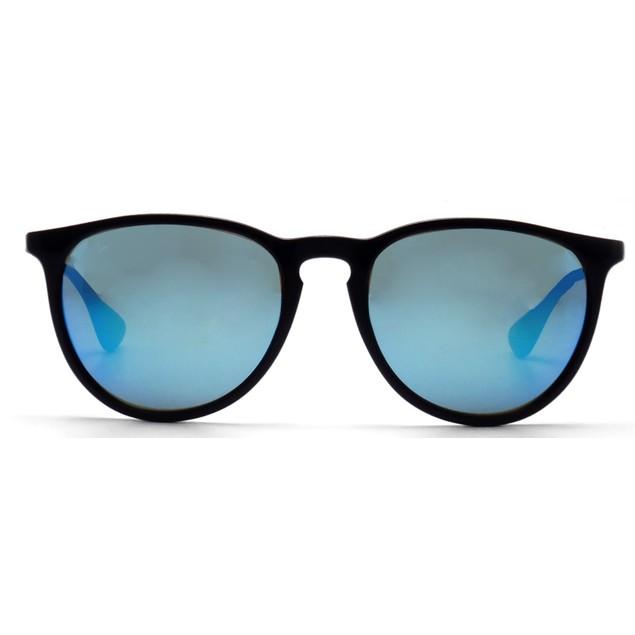 Ray-Ban Erika Color Mix Black Gunmetal Sunglasses RB4171-601/55-54