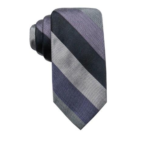 Ryan Seacrest Distinction Men's Business Neck Tie Purple One Size