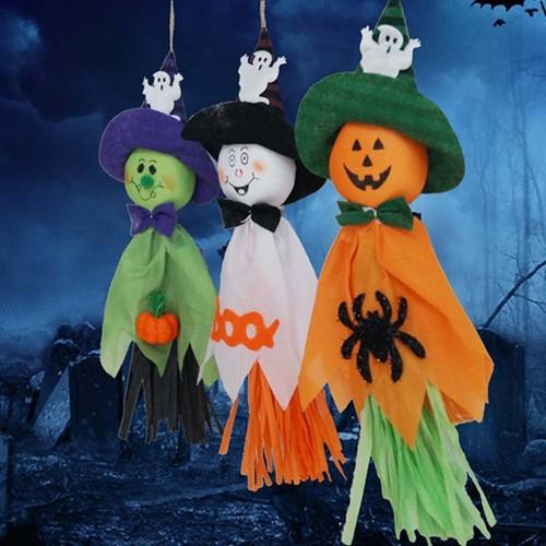 3Pcs Halloween Decoration Props Supplies Ghost