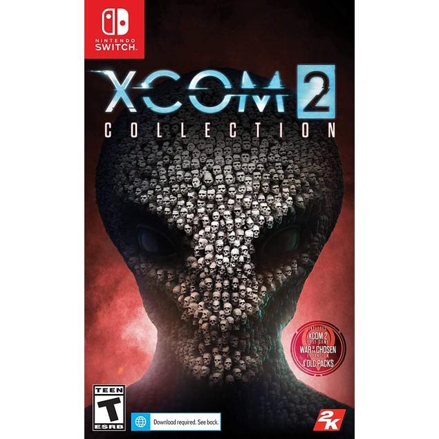 XCOM 2 Collection Nintendo Switch Game (#)