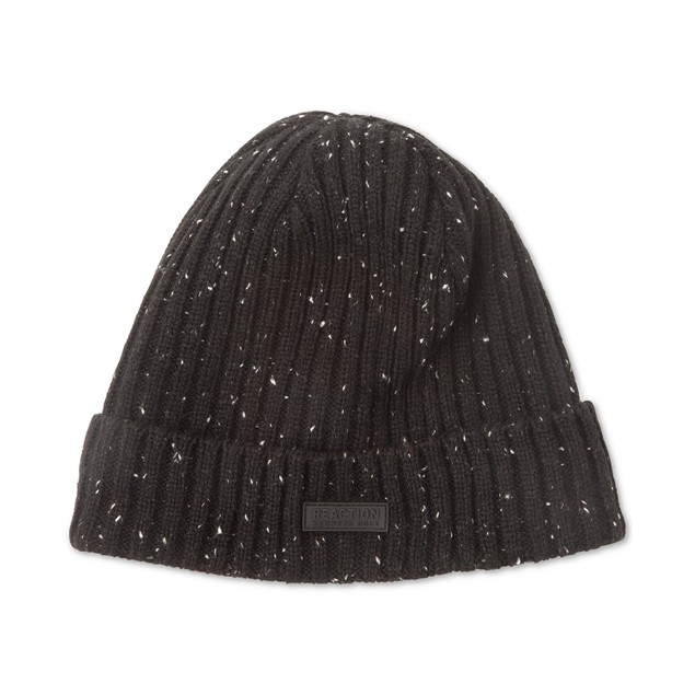 Kenneth Cole Reaction Men's Donegal Beanie Gray Size Regular