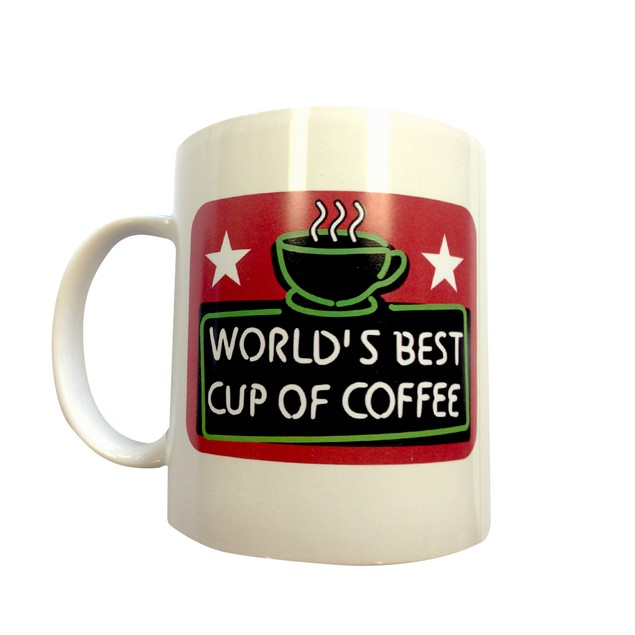 World's Best Cup of Coffee 11 oz Coffee Mug