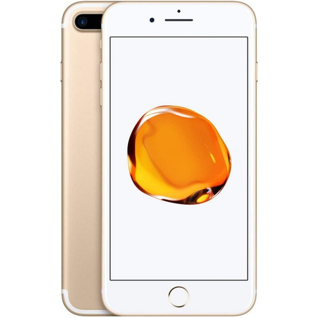 Apple iPhone 7, AT&T, Gold, 32 GB, 4.7 in Screen