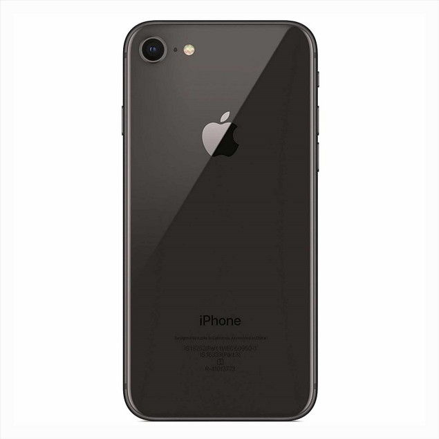 Apple iPhone 8 64GB A1905 MQ6YLL/A T-Mobile 4G LTE 2GB RAM Smartphone Gray