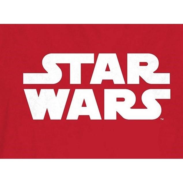 Star Wars Men's Graphic Sweatshirt Red Size Medium