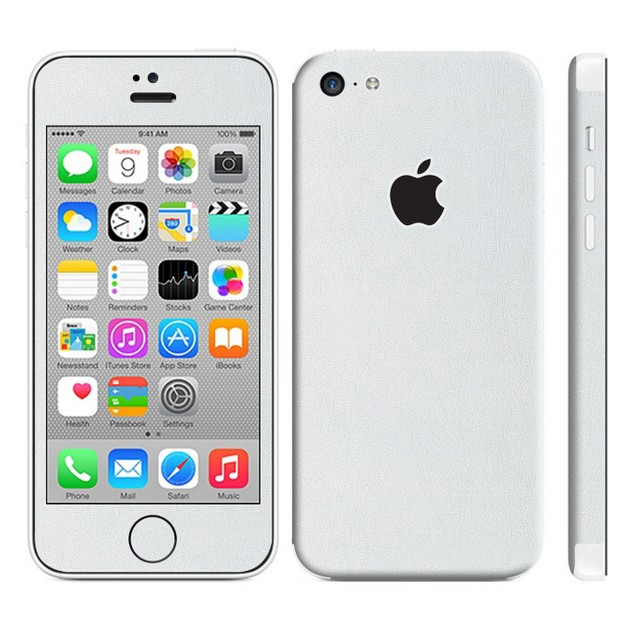 Apple iPhone 5c, T-Mobile, White, 16 GB, 4 in Screen