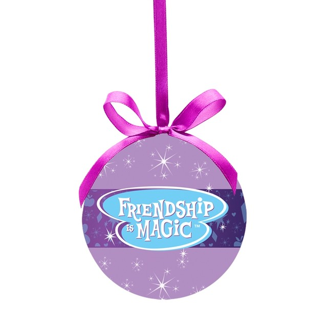 My Little Pony LED Ball Ornament Friendship LED Ponies Rainbow Christmas