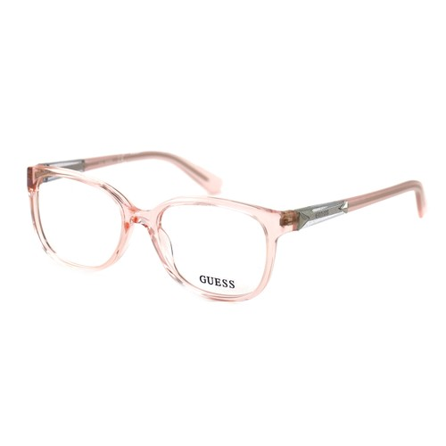 Guess Women's Eyeglasses GU2560 072 Clear 52 16 135 Full Rim