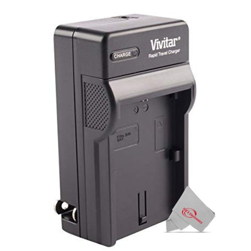 Vivitar VIV-QCB-105 Charger for Sony NP-BX1