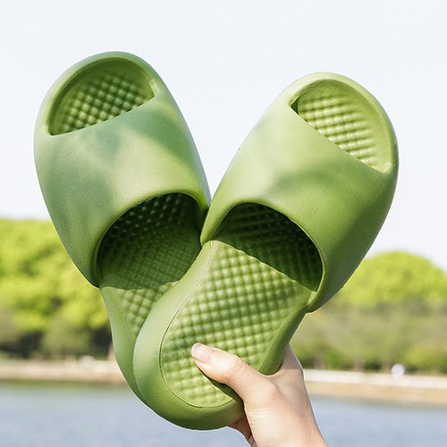 Unisex Home Non-slip Bathroom Sandals And Slippers