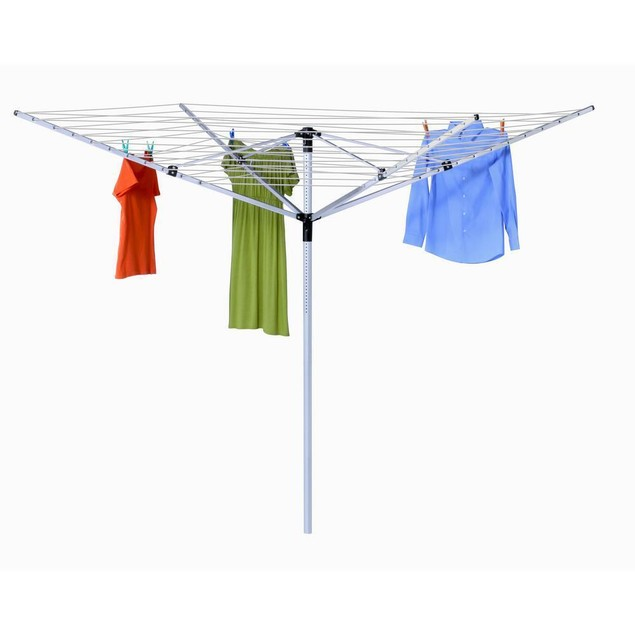 Umbrella Shaped Dryer Clothesline Laundry Hanger Drying Outdoor