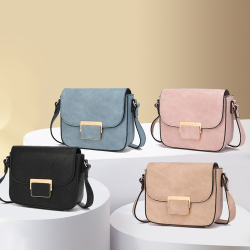 MKF Collection Winslet Crossbody Bag by Mia K