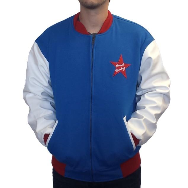 Gordon Bombay Blue Team USA Jacket