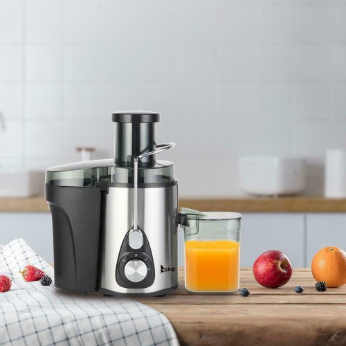 Commercial Electric Juicer Fruit Vegetable Blender Juice Extractor Ora