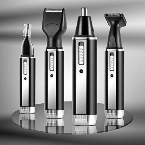 4-in-1 Rechargeable Groomer for Men and Women