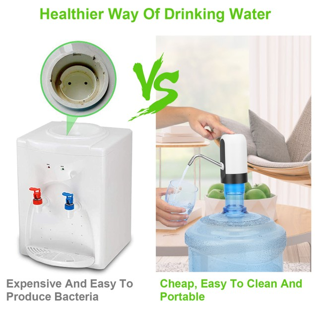 Electric Water Bottle Dispenser