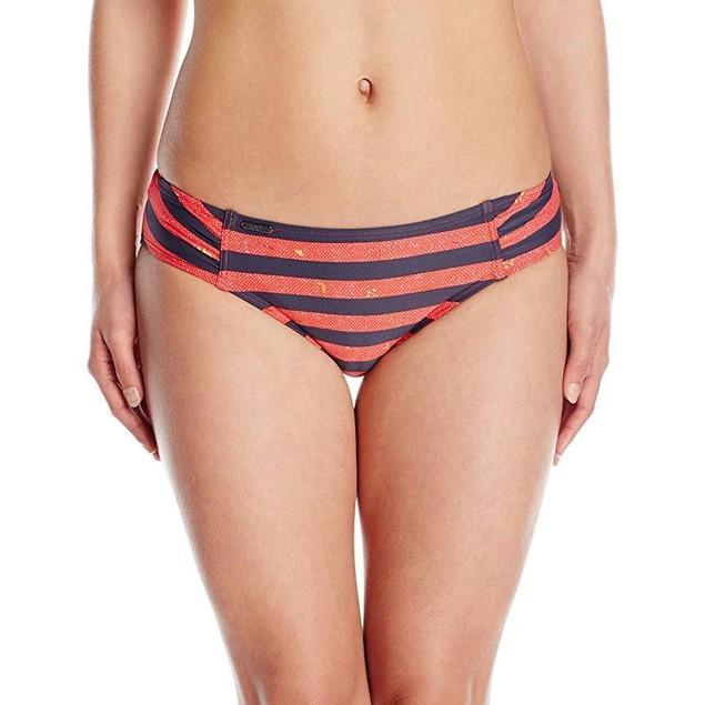 Lole Women's Carribean Bottoms Blue Nights Textured Stripe XL