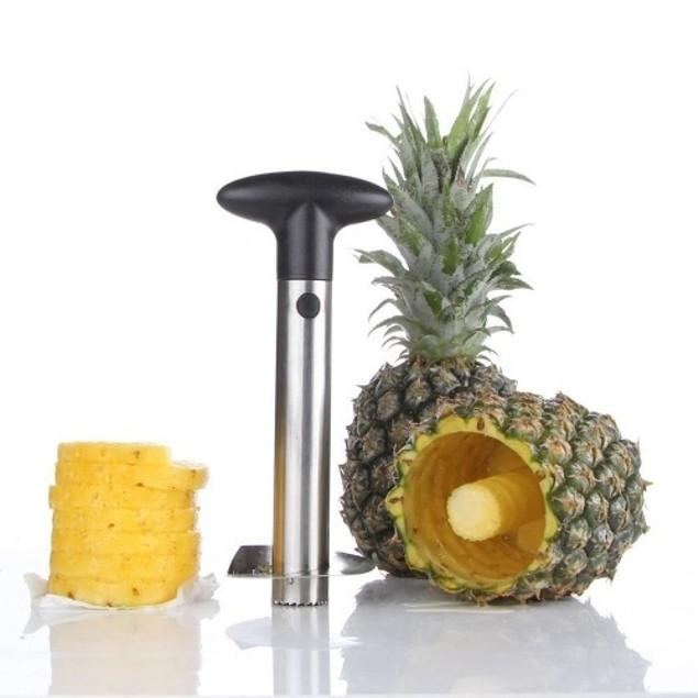Heavy Duty Stainless Steel Pineapple Slicer