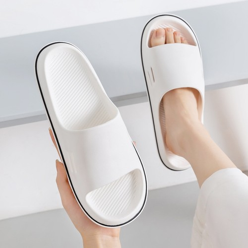 Non-Slip Couple Home Bathroom Home Sandals And Slippers