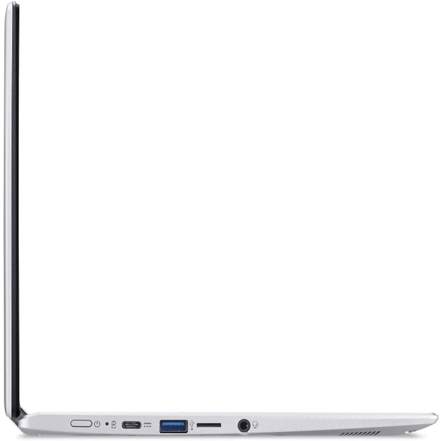 """Acer Chromebook Spin 311 CP311-3H-K9K9 11.6"""" 64GB,Pure Silver"""