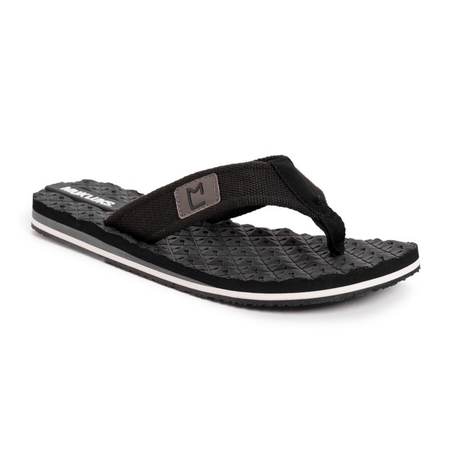 Mukluks Men's Chill Out Thong Sandals