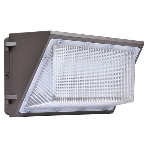Costway 135W LED Wall Pack Fixture Outdoor Lighting 5000K 16400Lm Waterproo