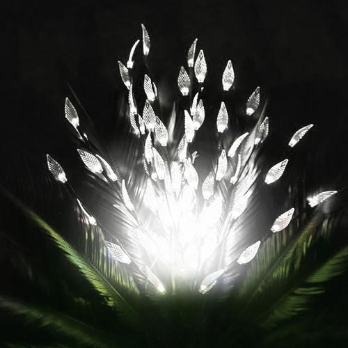 3 PCS 60 LED Solar Garden Lights