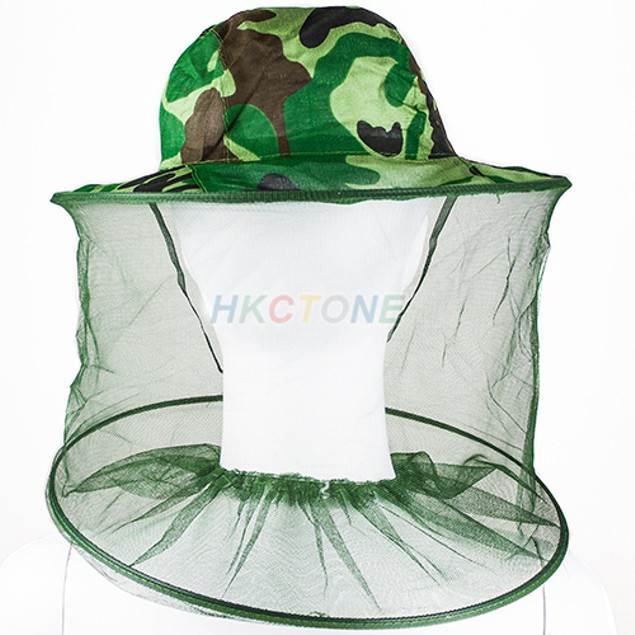 Outdoor Mosquito Bug Insect Bee Resistance Hat Cap