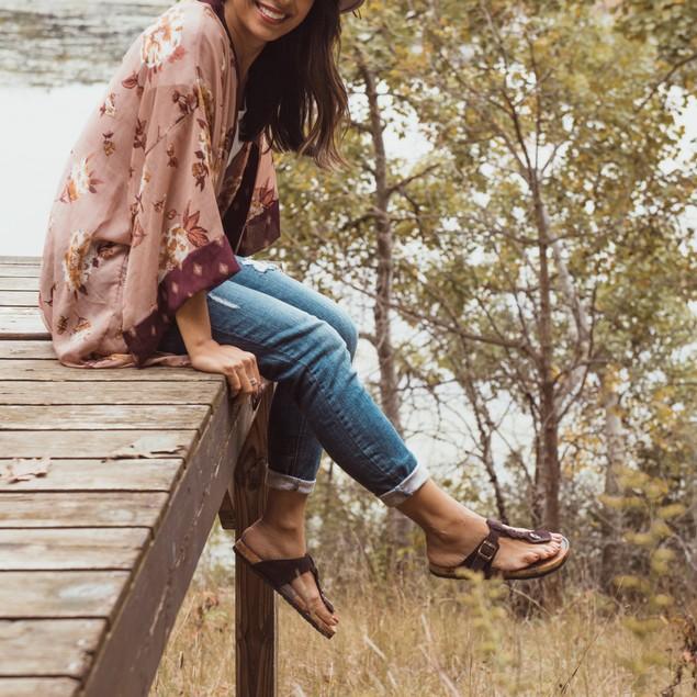 MUK LUKS Women's Marsha Sandals