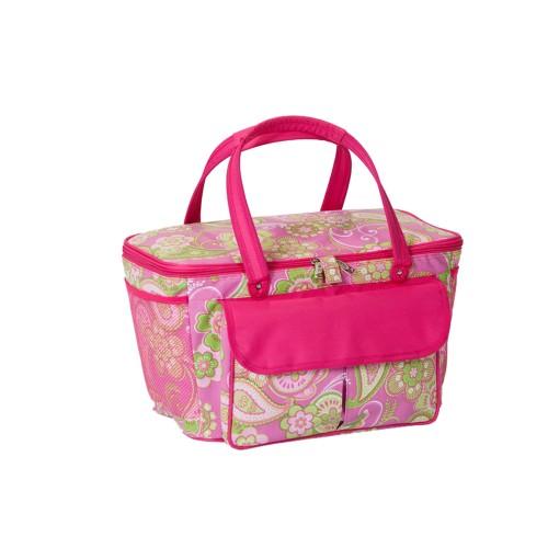 Picnic Plus Avanti Cooler Tote Pink Desire