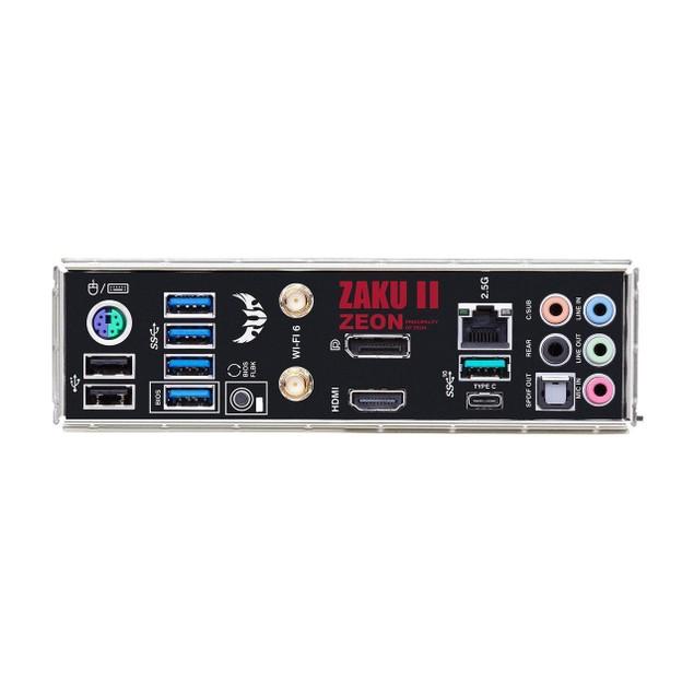 Asus GAMING B550M-ZAKU WF TUF Gaming AM4 AMD B550 SATA 6Gbps Micro ATX AMD Motherboard
