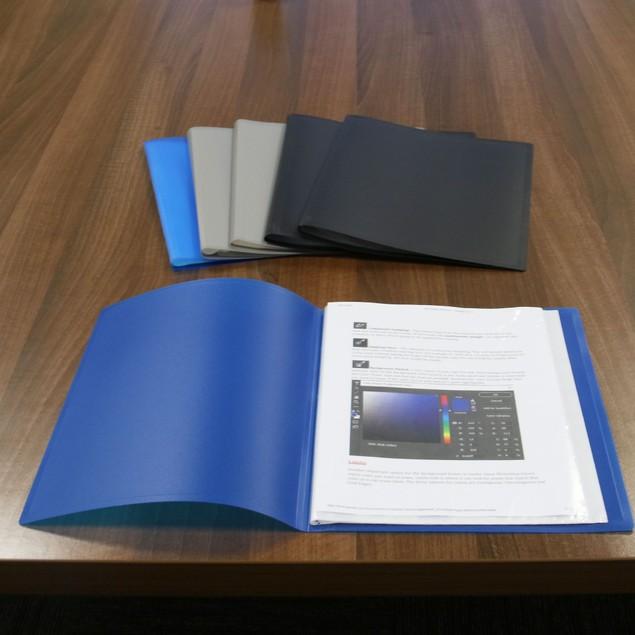 Set of 6 A4 Display Folder | Pukkr Mixed