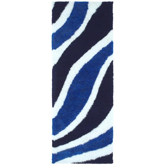 Waverling Hand Tufted Shag Area Rug