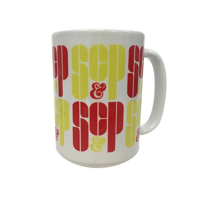 SC&P 15 oz Coffee Mug
