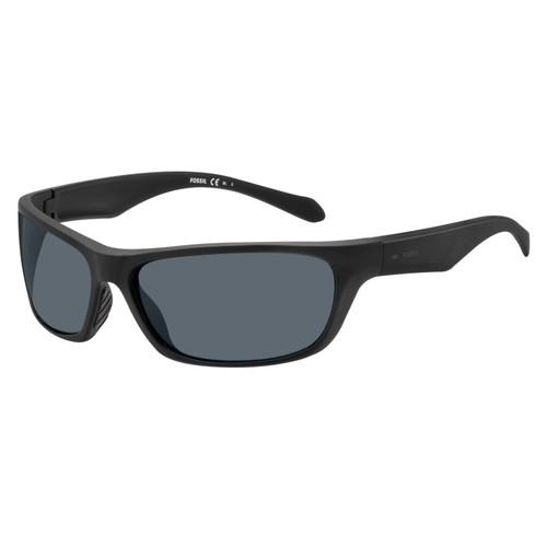 Fossil Men Sunglasses FOS2085S 003 Matte Black 65 16 135 Wrap round