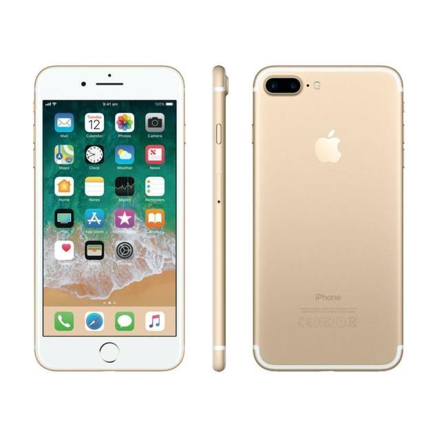 Apple iPhone 7 Plus 256GB Verizon GSM Unlocked T-Mobile AT&T 4G LTE Gold - Grade B