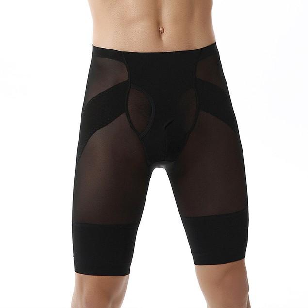 Men's Sports Fitness Skinny Leg Body Pants